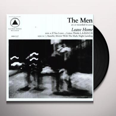 Men LEAVE HOME Vinyl Record