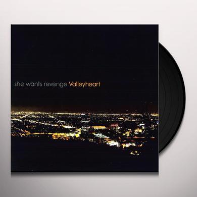 She Wants Revenge VALLEYHEART Vinyl Record