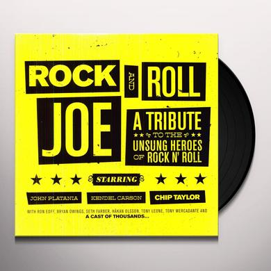 Chip Taylor ROCK & ROLL JOE Vinyl Record
