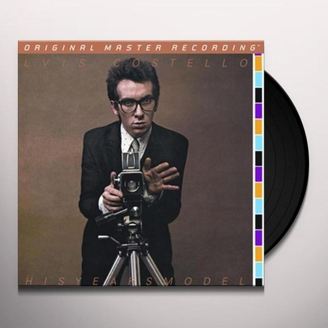Elvis Costello THIS YEARS MODEL Vinyl Record - Limited Edition, 180 Gram Pressing