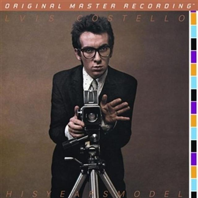 Elvis Costello THIS YEARS MODEL Vinyl Record