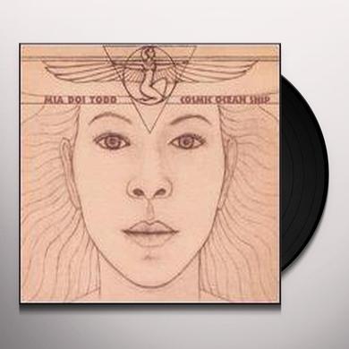Mia Doi Todd COSMIC OCEAN SHIP Vinyl Record