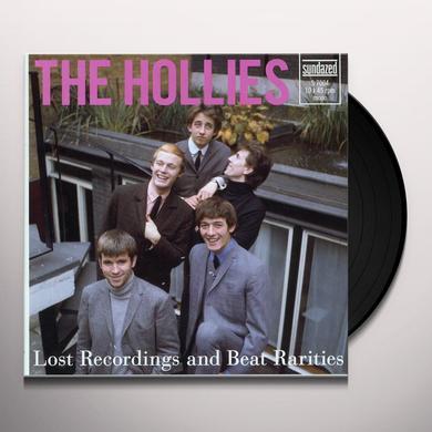 The Hollies LOST RECORDINGS & BEAT RARITIES Vinyl Record