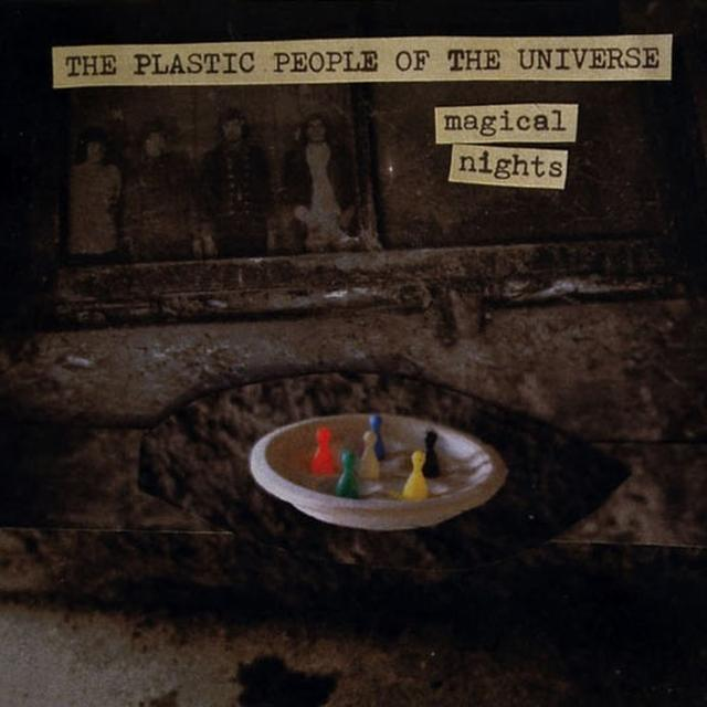 Plastic People Of The Universe MAGICAL NIGHTS Vinyl Record