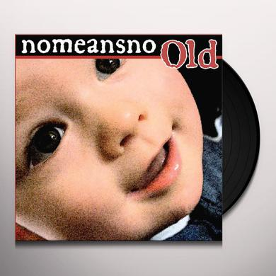 Nomeansno OLD Vinyl Record