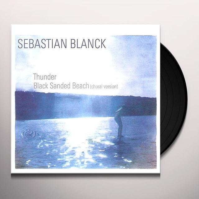 Sebastian Blanck THUNDER Vinyl Record