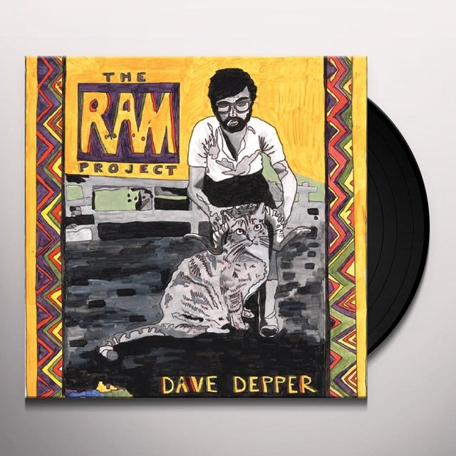 Dave Depper RAM PROJECT Vinyl Record