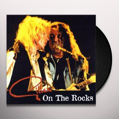 Gillan ON THE ROCKS Vinyl Record