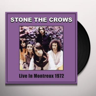 Stone The Crows LIVE IN MONTREUX 1972 Vinyl Record