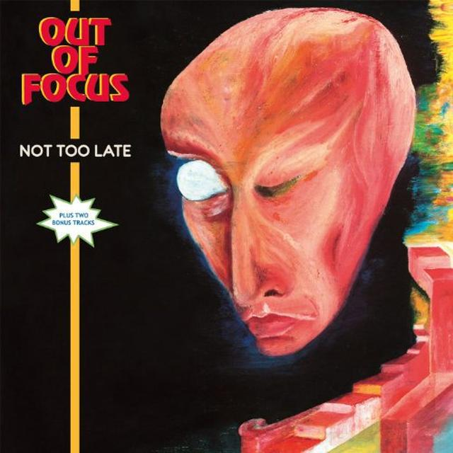 Out Of Focus NOT TOO LATE Vinyl Record