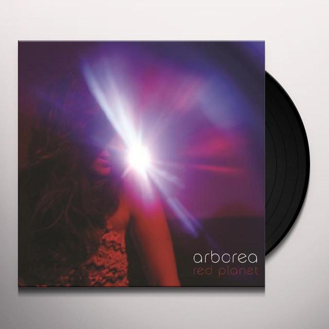 Arborea RED PLANET Vinyl Record