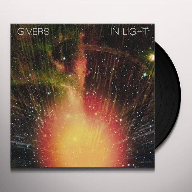 Givers IN LIGHT Vinyl Record