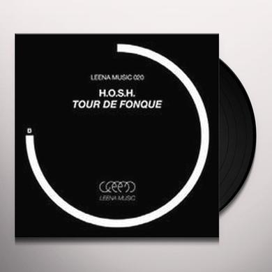H.O.S.H TOUR DE FONQUE Vinyl Record