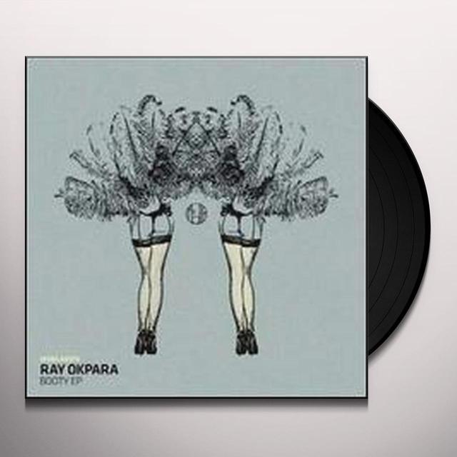 Ray Okpara BOOTY Vinyl Record