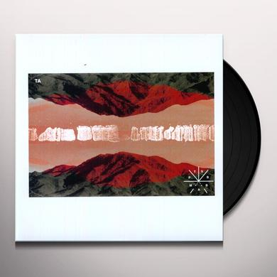 Touche Amore PARTING THE SEA BETWEEN BRIGHTNESS & ME Vinyl Record