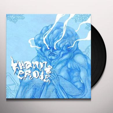 Khann ERODE Vinyl Record