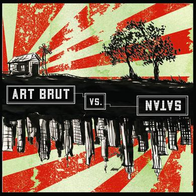 ART BRUT VS SATAN Vinyl Record