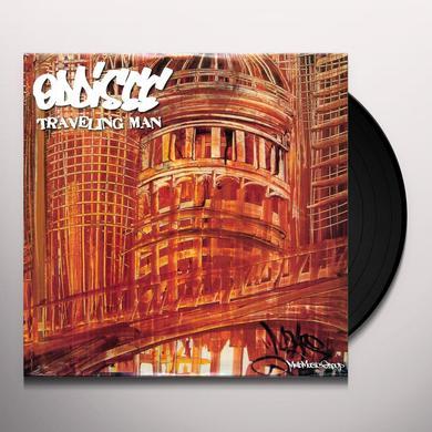 Oddisee TRAVELING MAN Vinyl Record