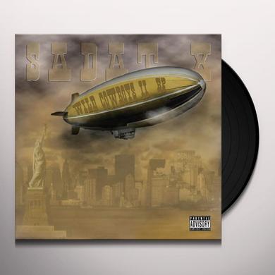 Sadat X WILD COWBOYS II (EP) Vinyl Record