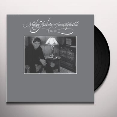 Mickey Newbury HEAVEN HELP THE CHILD Vinyl Record