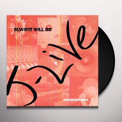 J-Live ALWAYS WILL BE (EP) Vinyl Record
