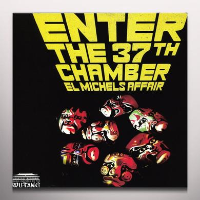 Michels Affair ENTER THE 37TH CHAMBER Vinyl Record - Colored Vinyl