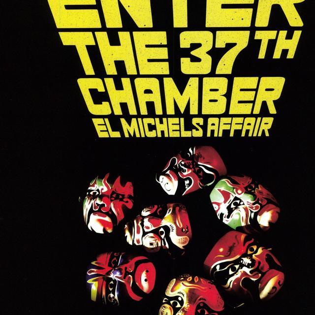 El Michels Affair ENTER THE 37TH CHAMBER Vinyl Record