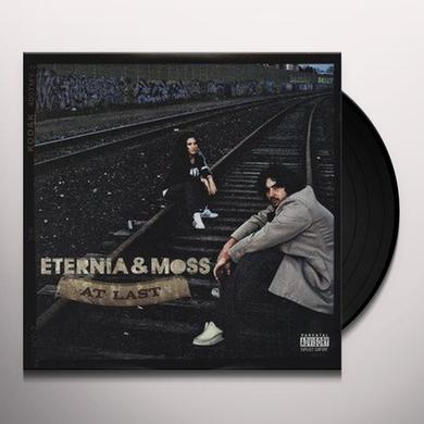 Eternia & Moss AT LAST Vinyl Record