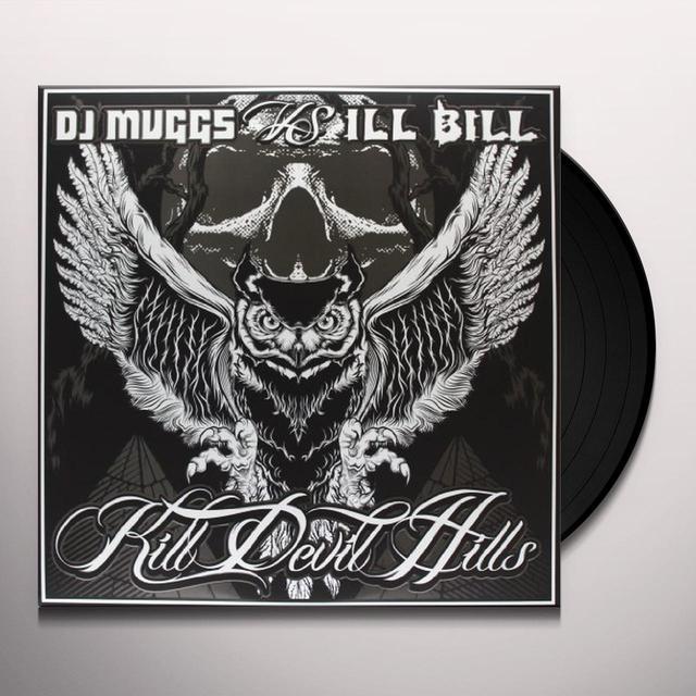 Dj Muggs / Ill Bill KILL DEVIL HILLS Vinyl Record