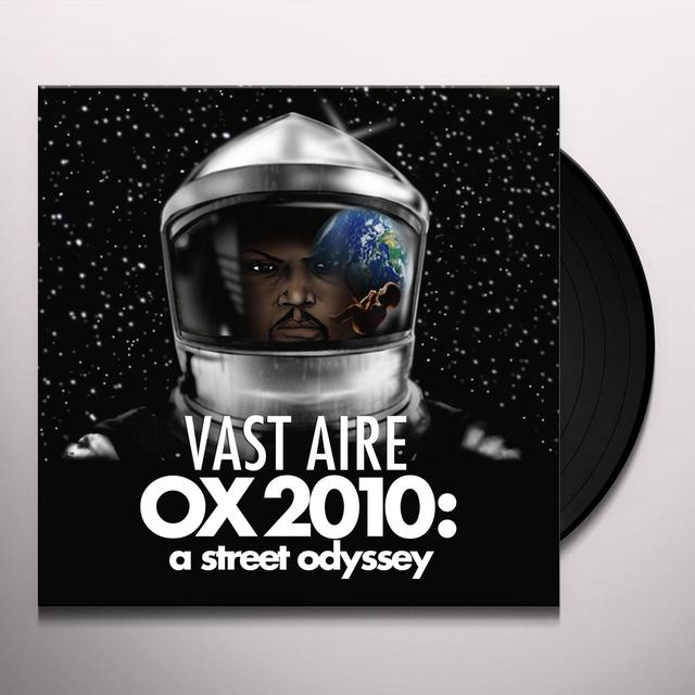 Vast Aire OX 2010: A STREET ODYSSEY Vinyl Record