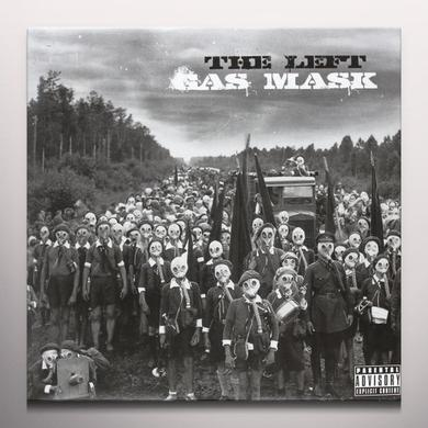 Left GAS MASK Vinyl Record - Clear Vinyl, Digital Download Included