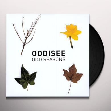 Oddisee ODD SEASONS Vinyl Record - Limited Edition
