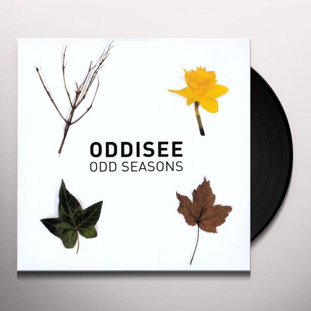 Oddisee ODD SEASONS Vinyl Record - Limited Edition