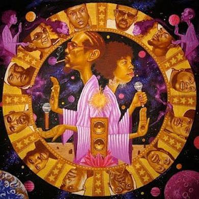 Georgia Anne Muldrow / Dudley Perkins HEAVEN OR HELL Vinyl Record