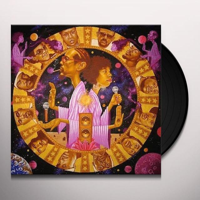 Georgia Anne Muldrow / Dudley Perkins HEAVEN OR HELL (EP) Vinyl Record