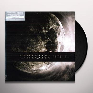 Origin ENTITY Vinyl Record