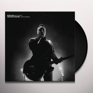 Peter Hook & The Light UNKNOWN PLEASURES: LIVE IN OZ Vinyl Record