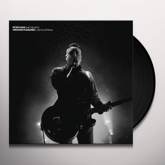 Peter Hook & The Light UNKNOWN PLEASURES: LIVE IN OZ (BONUS TRACKS) (Vinyl)
