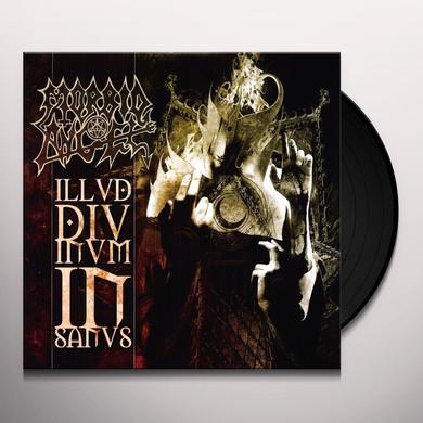 Morbid Angel ILLUD DIVINUM INSAMUS Vinyl Record