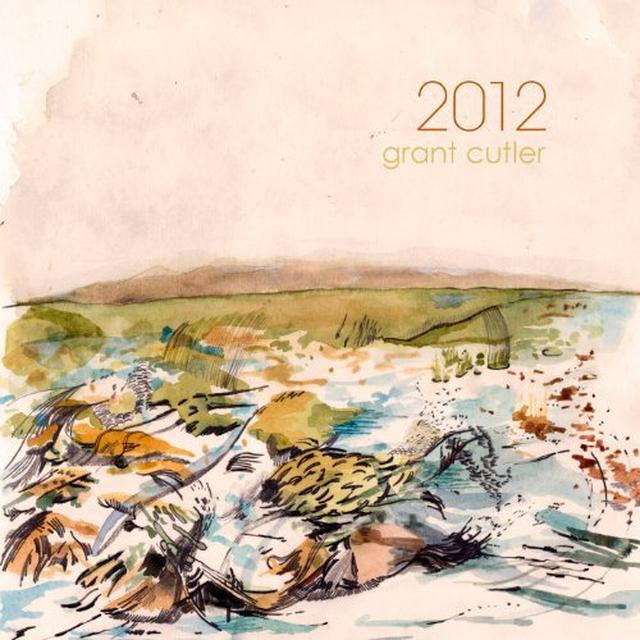 Grant Cutler 2012 Vinyl Record