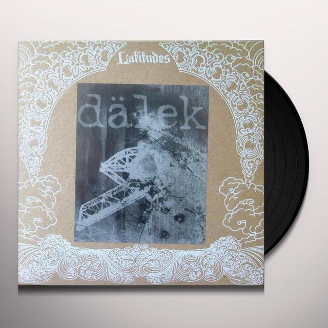 Dalek UNTITLED Vinyl Record