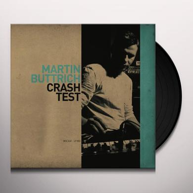 Martin Buttrich CRASH TEST Vinyl Record