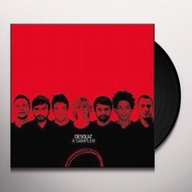 DESOLAT X-SAMPLER / VARIOUS (EP) Vinyl Record