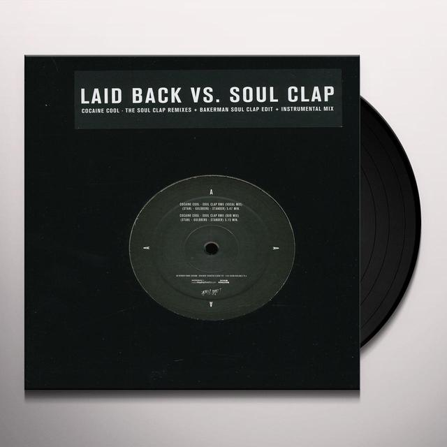 Laid Back / Soul Clap COCAINE COOL: SOUL CLAP REMIXES (EP) Vinyl Record