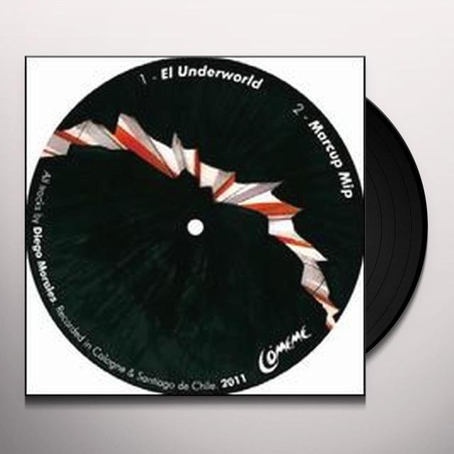 Diego Morales SACANDOSE UNO Vinyl Record