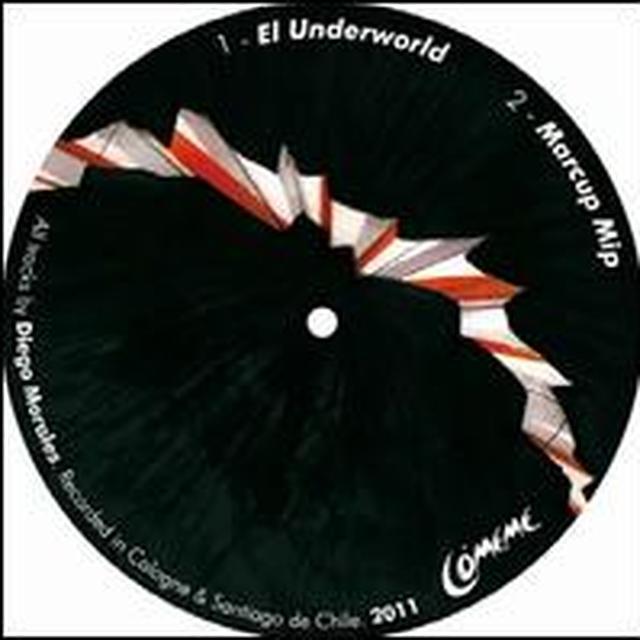 Diego Morales SACANDOSE UNO (EP) Vinyl Record