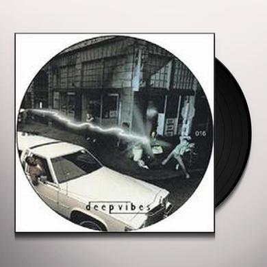 Matthew Dear LITTLE PEOPLE: BLACK CITY Vinyl Record
