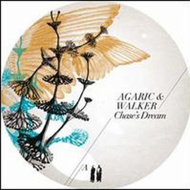 Agaric & Walker CHASES DREAM (EP) Vinyl Record