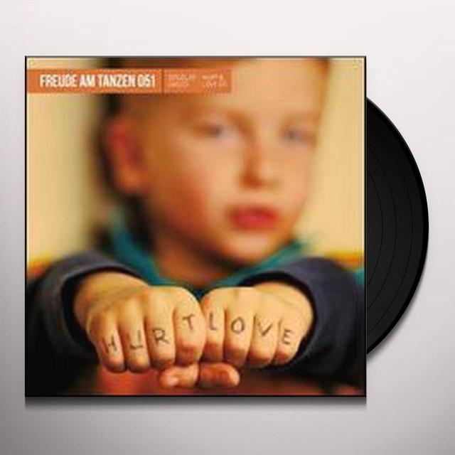 Douglas Greed HURT & LOVE (EP) Vinyl Record