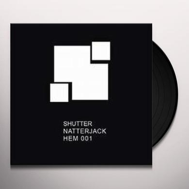 Shutter NATTERJACK (EP) Vinyl Record